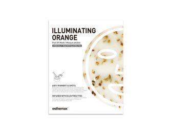 Esthemax Illuminating Orange Hydrojelly Mask